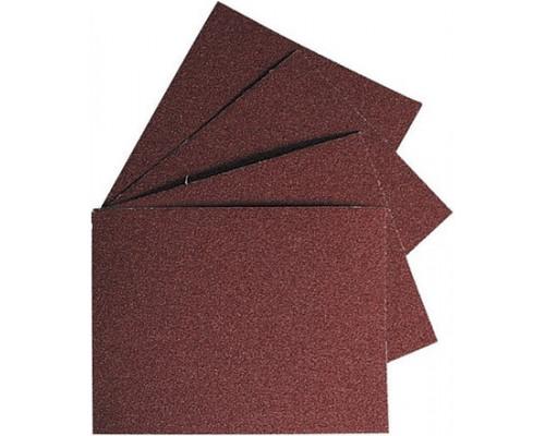 Шкурка шлифовальная на бумажной основе Лист Р60 (№25) 230х280 63С водостойкая