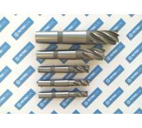 Фреза концевая 13х26х96 z=4 к/х HSS DOLFAMEX фото